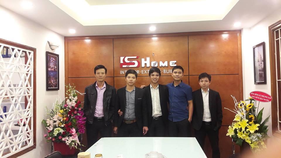 Lễ khai trương Công ty CP Xây dựng Vina S-Home