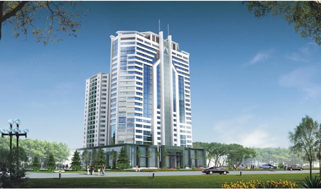 Phối cảnh dự án Viwaseen Tower