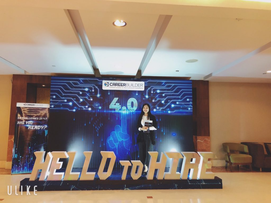 """HVT Group tham dự Hội thảo Quốc tế """"Hello to hire 4.0"""": Những ảnh hưởng tích cực từ xu hướng nhân sự mới nhất và cách đổi mới công nghệ đến chiến lược tuyển dụng 2019"""
